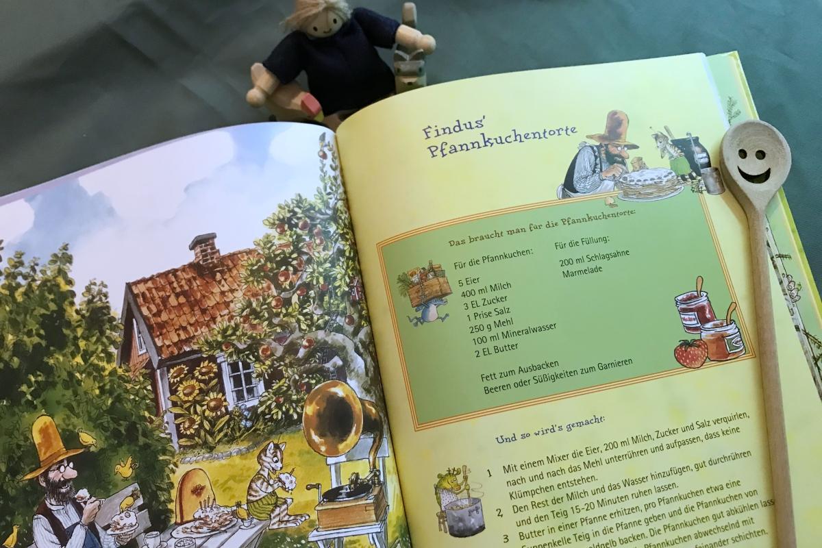 Kochbuch Petterson und Findus